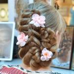 Ажурное плетение кос – легкая и изысканная прическа для каждой