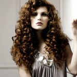 Причёски локоны на длинные волосы