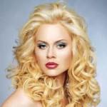 Прически на длинных кудрявых волосах