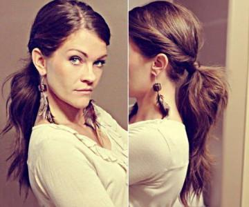 Что можно сделать с длинными волосами