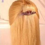 Как быстро сделать локоны на длинные волосы